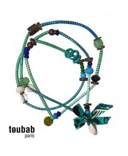 NYAMANYAMA bracelet / collier