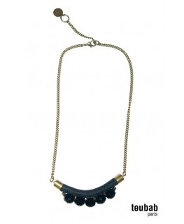 collier MINI NAFOLO noir