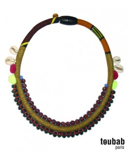 collier MINI PANAMA double caurie