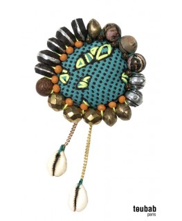 BROCHE SOLO wax grande