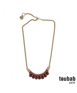 collier MINI NAFOLO bazin