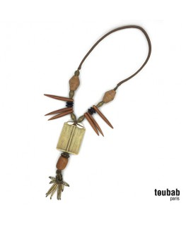 COLLIER HIPPOKO